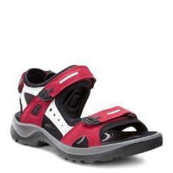 SchuhKnopf Onlineshop | ECCO Trekking Sandale Leder 069563