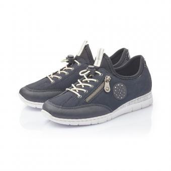 Rieker Sneaker blau N5363