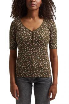 EDC Henley - Shirt 021CC1K311