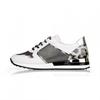 Remonte Sneaker weiß kombi R2512