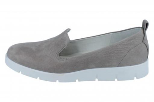 ECCO Bella Chagall Slipper grau 282093 38 | warm grey |