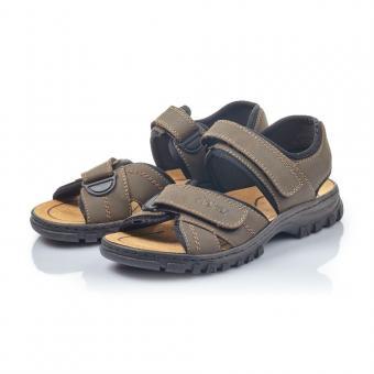 Rieker Sandale braun 25051