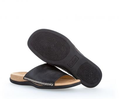 Gabor Pantolette schwarz 03.705.27