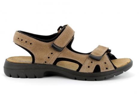 IMAC Trekkingsandale Sandale Leder 503371