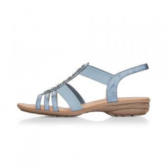 Remonte Sandale Riemchen blau R3660