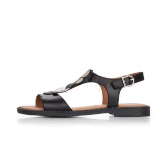 Remonte Sandale schwarz D3655