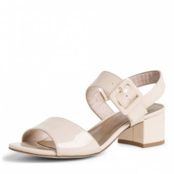 Tamaris Sandalette rot / beige 1-1-28211-24