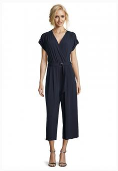 Betty Barclay Jumpsuit Overall blau 60961217