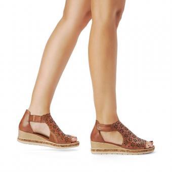 Remonte Sandale braun D3056-24
